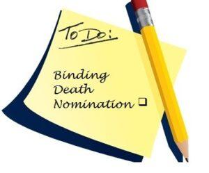 Superannuation Death Benefit Nominations